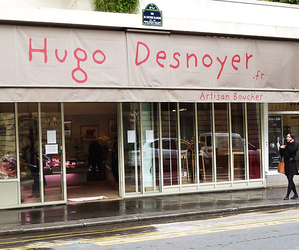 Restaurant Hugo Desnoyer Table d'Hôtes