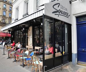 Restaurant Social Square