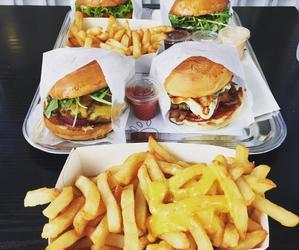Restaurant B&M Burgers