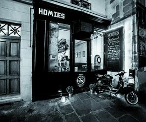 Restaurant Homies
