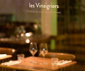 Restaurant Les Vinaigriers