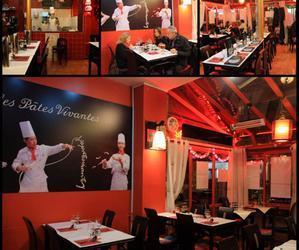 Restaurant Les Pâtes Vivantes 2