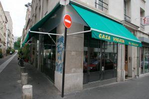 Restaurant Casa Vigata