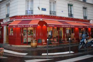 Le Figaro Au Bon Coin Paris 75018 Cuisine Française