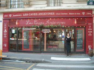 Restaurant Les Caves Angevines