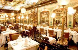 Restaurant Le Montparnasse 1900