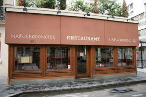 Restaurant Le Nabuchodonosor