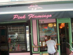 Restaurant Pink Flamingo 10ème
