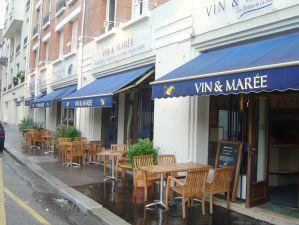 Restaurant Vin et Marée Murat