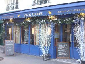 Restaurant Vin et Marée Suffren