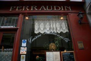Restaurant Le Perraudin