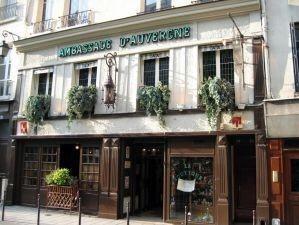 Restaurant L' Ambassade d'Auvergne