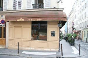 Restaurant Wally Le Saharien