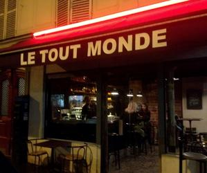 Restaurant Le Tout-Monde