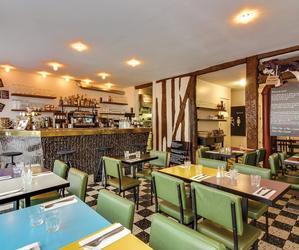 Restaurant Les Demoiselles de Lorette