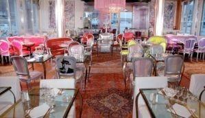Restaurant Café Barge