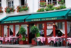 Restaurant Auberge Etchegorry