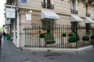 Restaurant Le Pergolèse