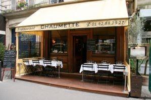 Restaurant Chaumette