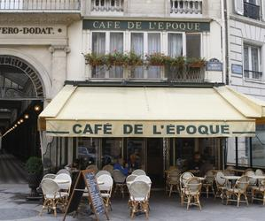 Restaurant Café de l'époque