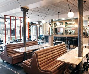 Restaurant Chez Justine