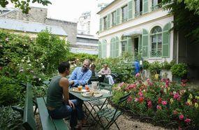 Restaurant Café du Musée de la vie romantique