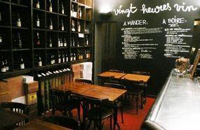 Restaurant Vingt heures vin
