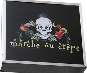 Restaurant Marche ou crêpe
