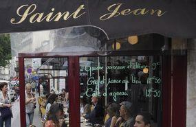 Restaurant Le Saint-Jean