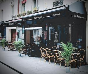Restaurant Le Compère