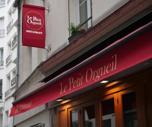 Restaurant Le Petit Orgueil
