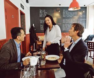 Restaurant La Cantine du Troquet Péreire