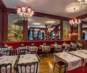 Restaurant Bistrot de l'Opéra Comique