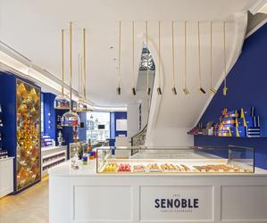 Restaurant Senoble Famille Gourmande