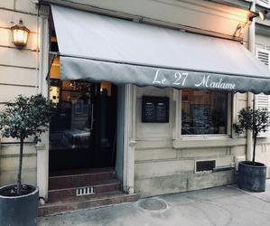 Restaurant Le 27 Madame