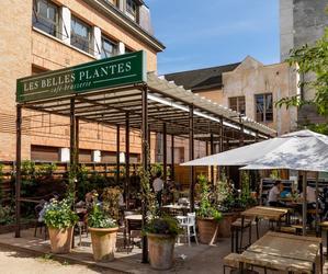 Restaurant Les Belles Plantes