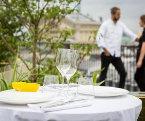 Restaurant Perruche au Printemps du Goût