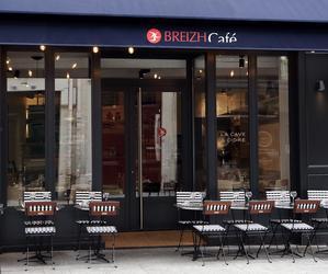 Restaurant Breizh Café Montorgueil