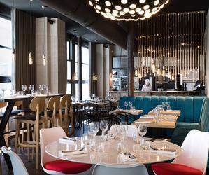 Restaurant Le Beslay à l'hôtel des Deux Girafes