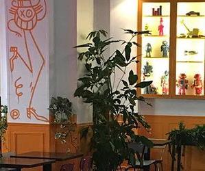 Restaurant Le Post-Paradis