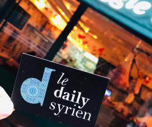 Restaurant Le Daily Syrien Veggie