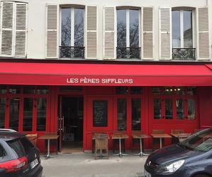 Restaurant Les Pères Siffleurs