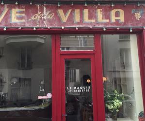Restaurant Le Maquis
