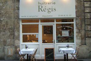 Restaurant Huîtrerie Régis