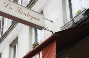 Restaurant La Sardegna