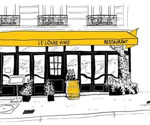 Restaurant Le Louis Vins