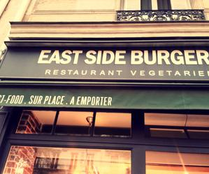 Restaurant East Side Burgers