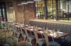 Restaurant L' Atelier Ramey