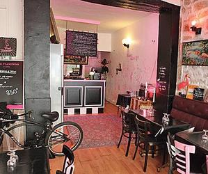 Restaurant Pink Montmartre