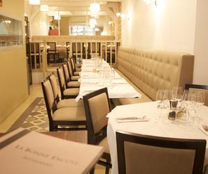 Restaurant La Bonne excuse